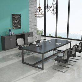 Table de réunion de conférence