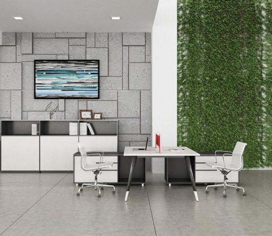 kantoorwerkplekken modulair