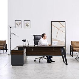 Escritorio ejecutivo de oficina