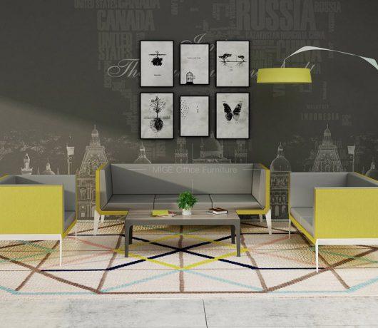 office tea table set