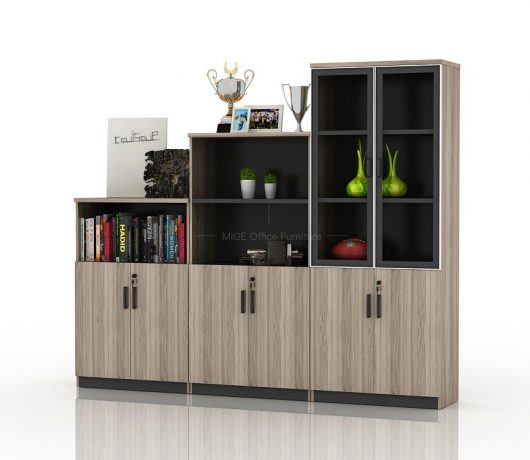 Office Wooden File Cabinet