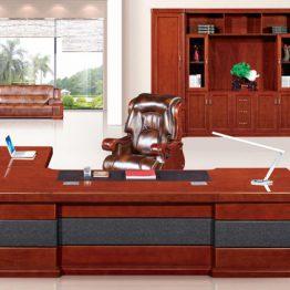 Baas of manager Desk