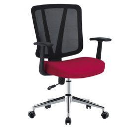 Mesh bureaustoel