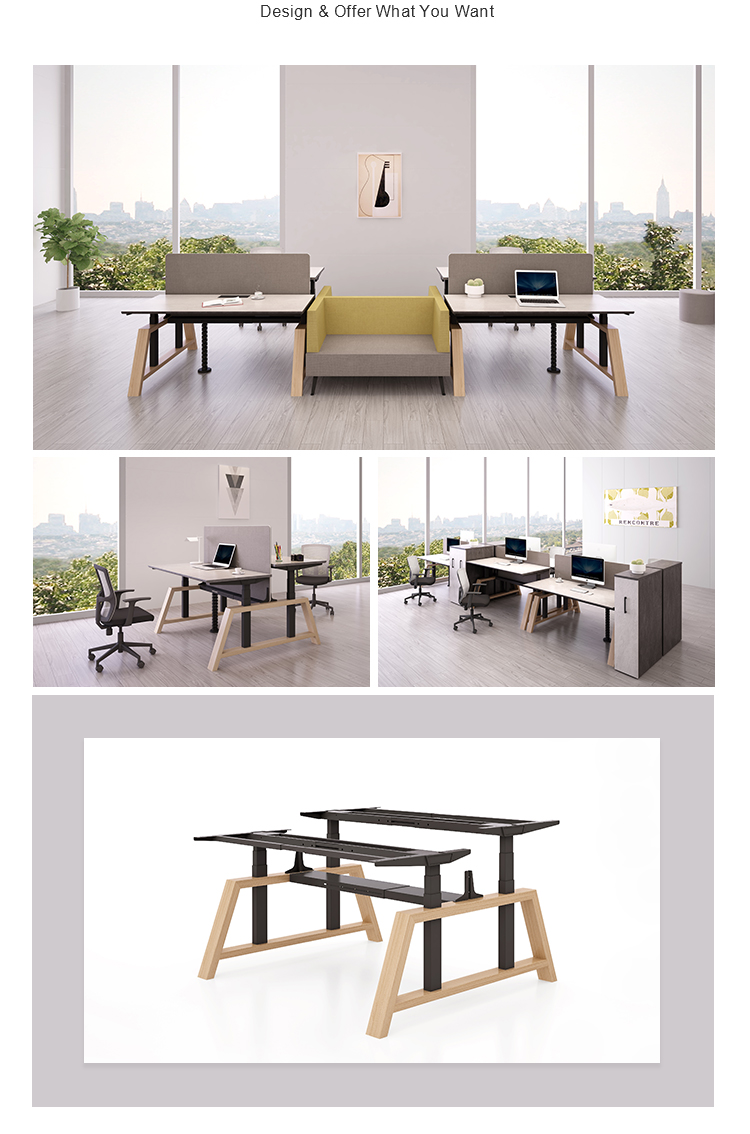 Height Adjustable Table Desk