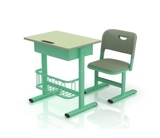 Conjuntos de mesa de aluno único