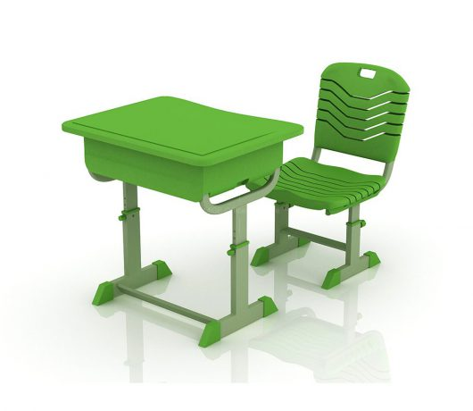 School Desk And Chair Mg Kz 011mige