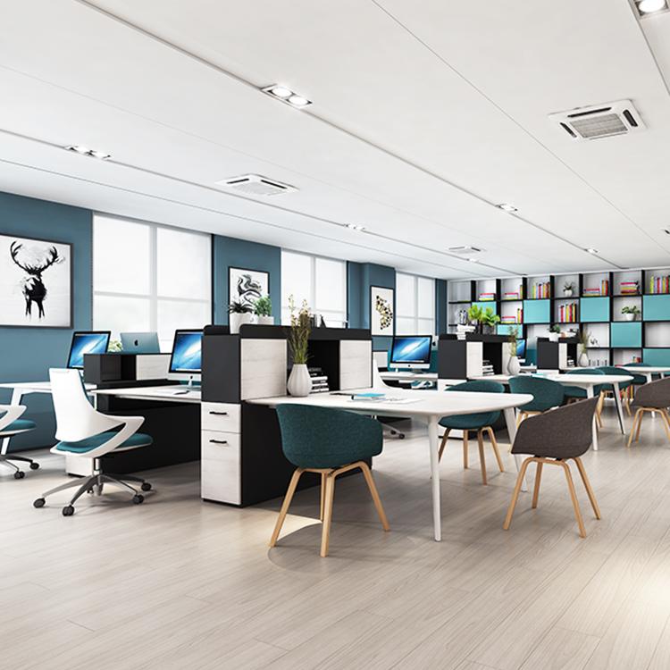 Estação de trabalho de escritório