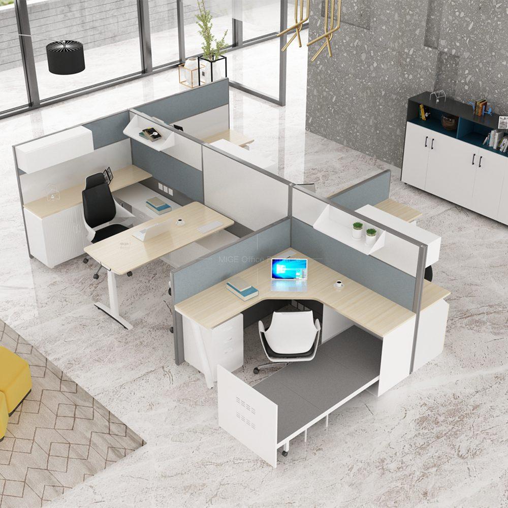 Office Workstation Desk ASTON-ZYZ-016