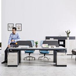 Escritorio de oficina Modern Workstation