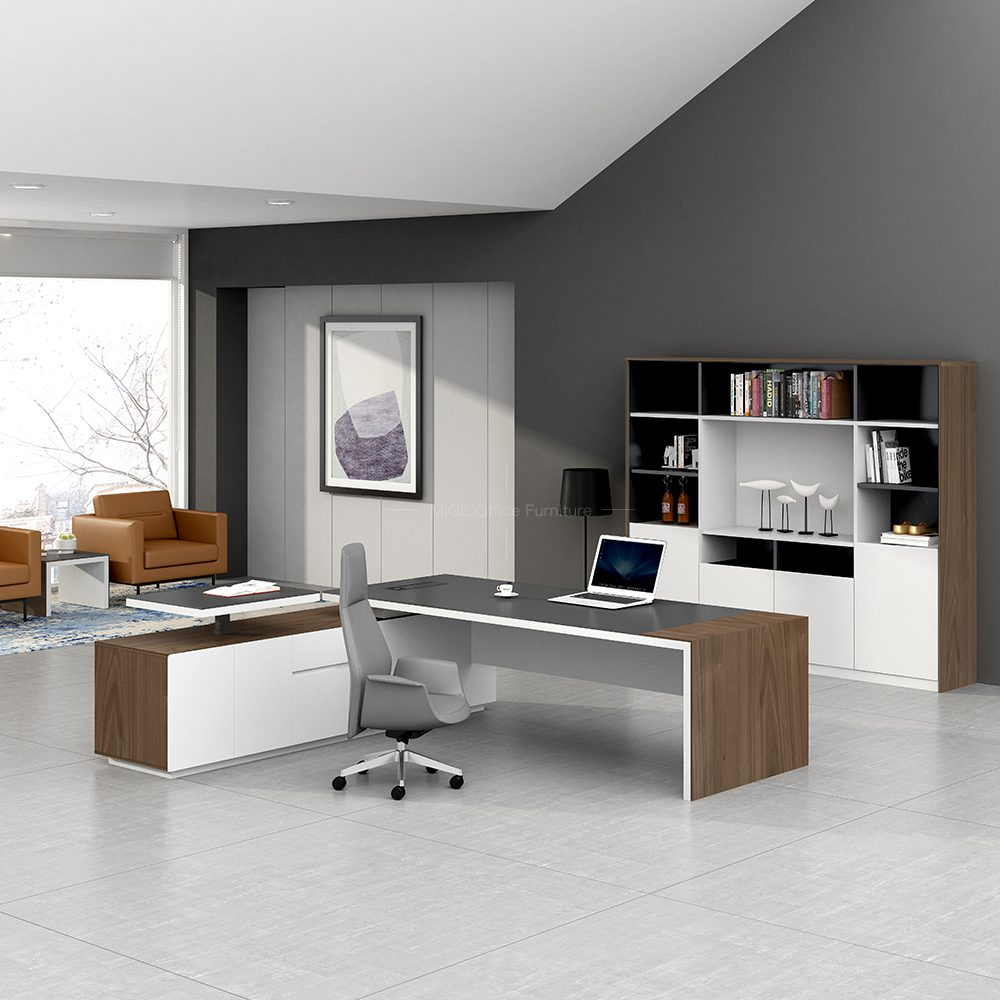 Executive Office Desk WITTES-BT