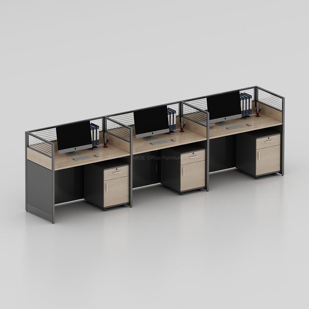 Office Workstation Desk ASTON-ZYZ-007