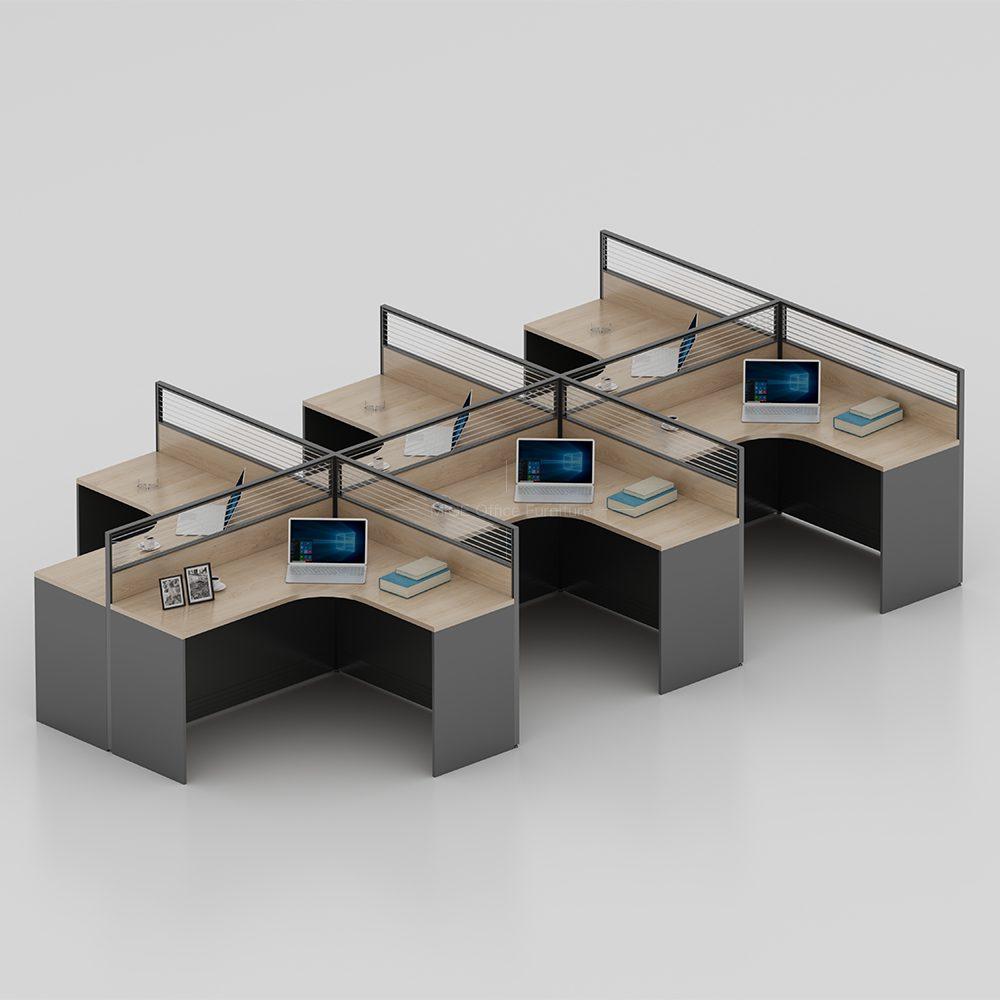 Executive Workstation Desk ASTON-BT-006