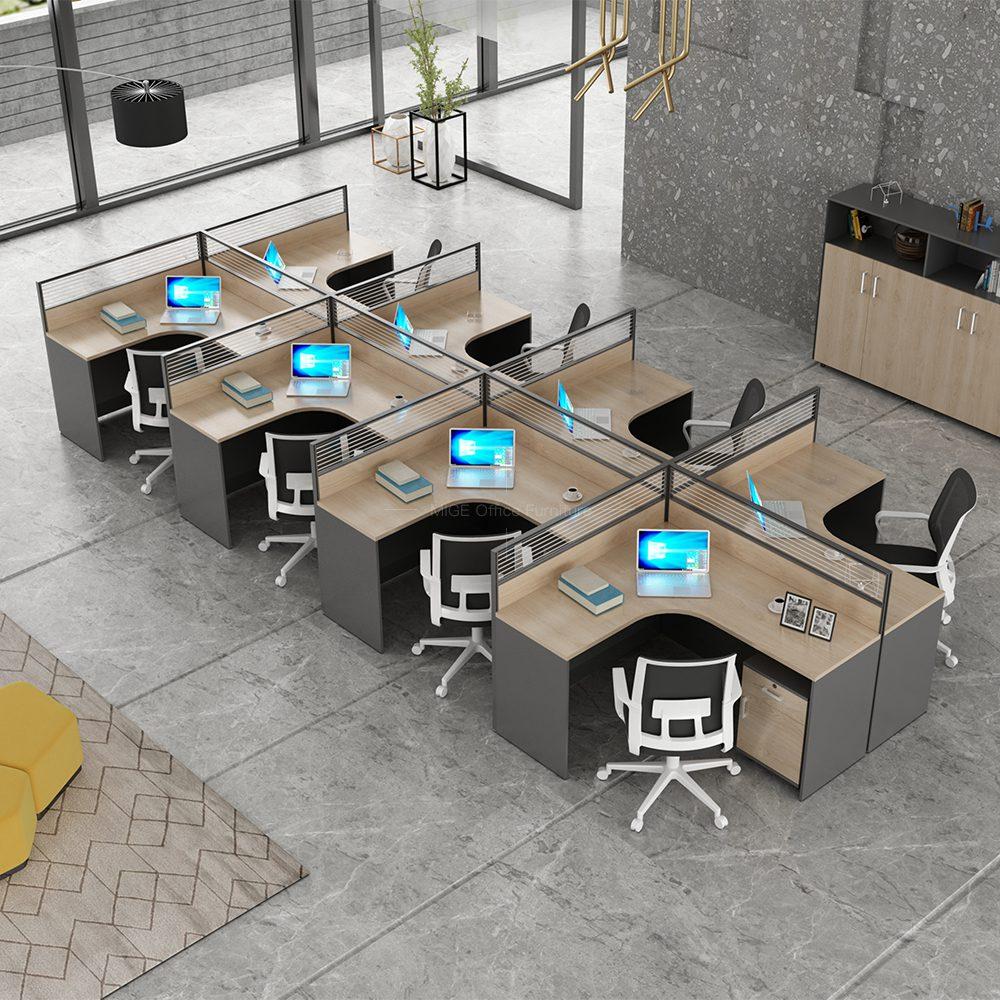Executive Workstation Desk ASTON-BT-008