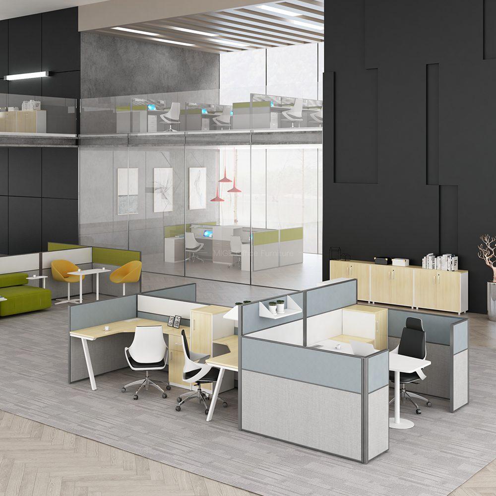 Executive Workstation Desk ASTON-BT-011