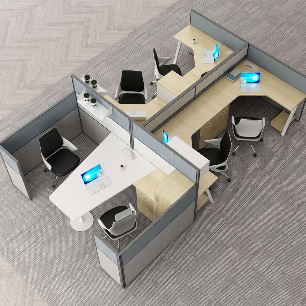 Executive Workstation Desk ASTON-BT-011