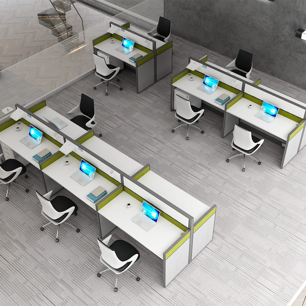 Executive Workstation Desk ASTON-BT-014