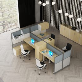 Office Workstation Desk ASTON-ZYZ-015