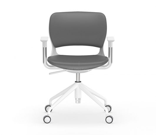 Leather Office Training Chair