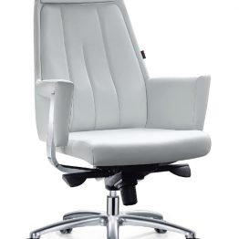 High Back Pu Luxury Office Chair--DBY