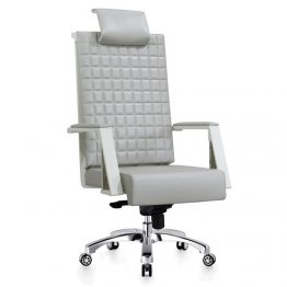 Luxury Leather Leisure Office Chair