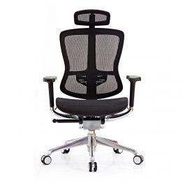 Cadeira de escritório desejo apoio de cabeça