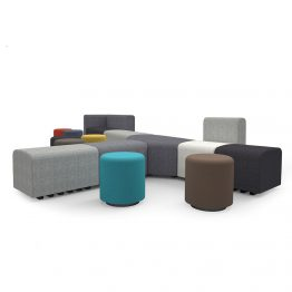 Leisure Office Sofa MG-LS-037