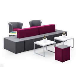 Leisure Office Sofa MG-LS-039