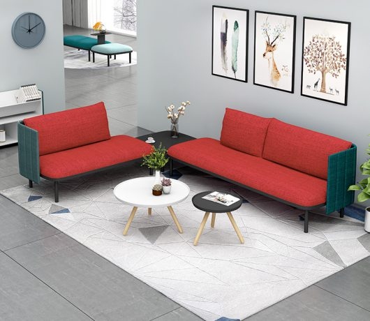 Office fabric Sofa set