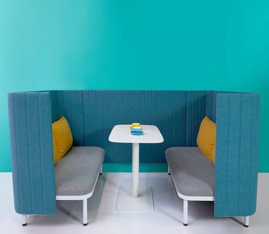 Fabric sofa set office Furniture