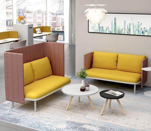 Stoffen bankstel meubels