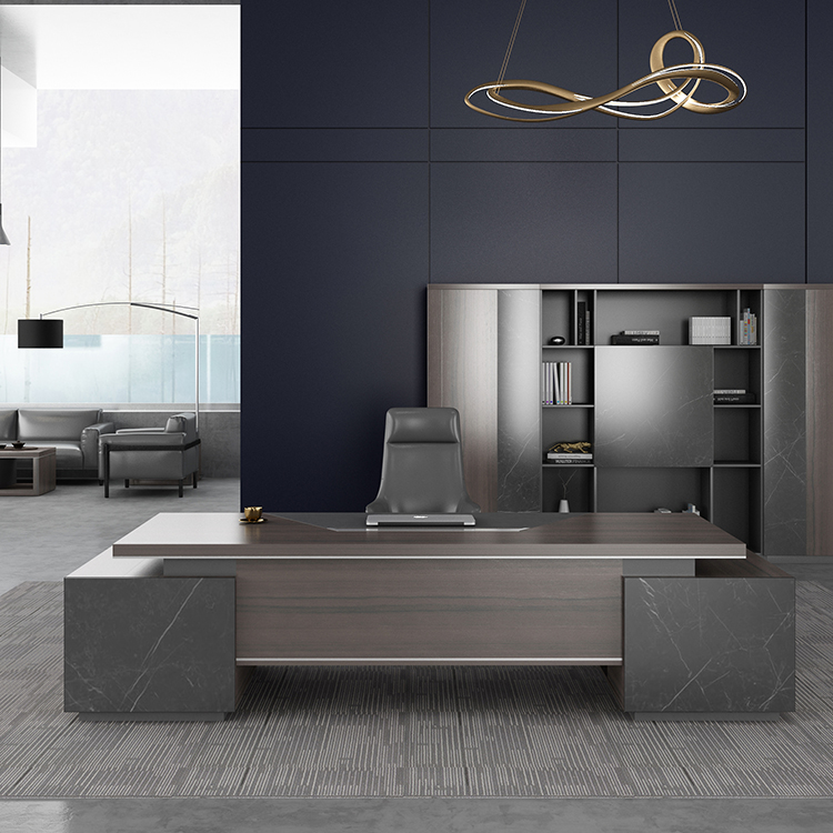 Modern Luxury Office Desk