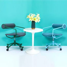 Swivel Staff Chair Office