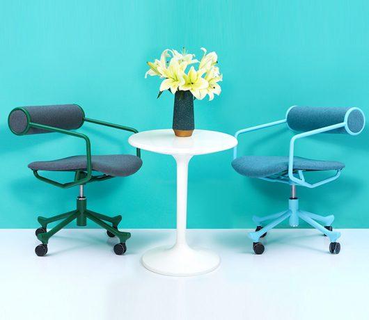 Swivel Staff Chair Office