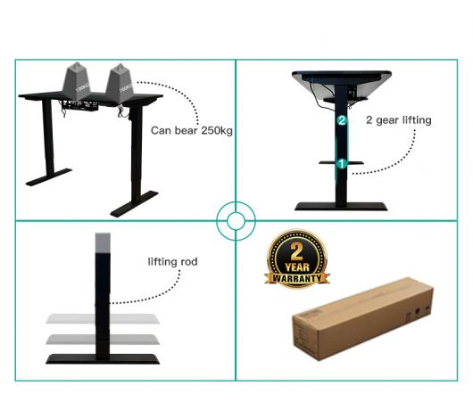 Standing Desk Height Adjustable