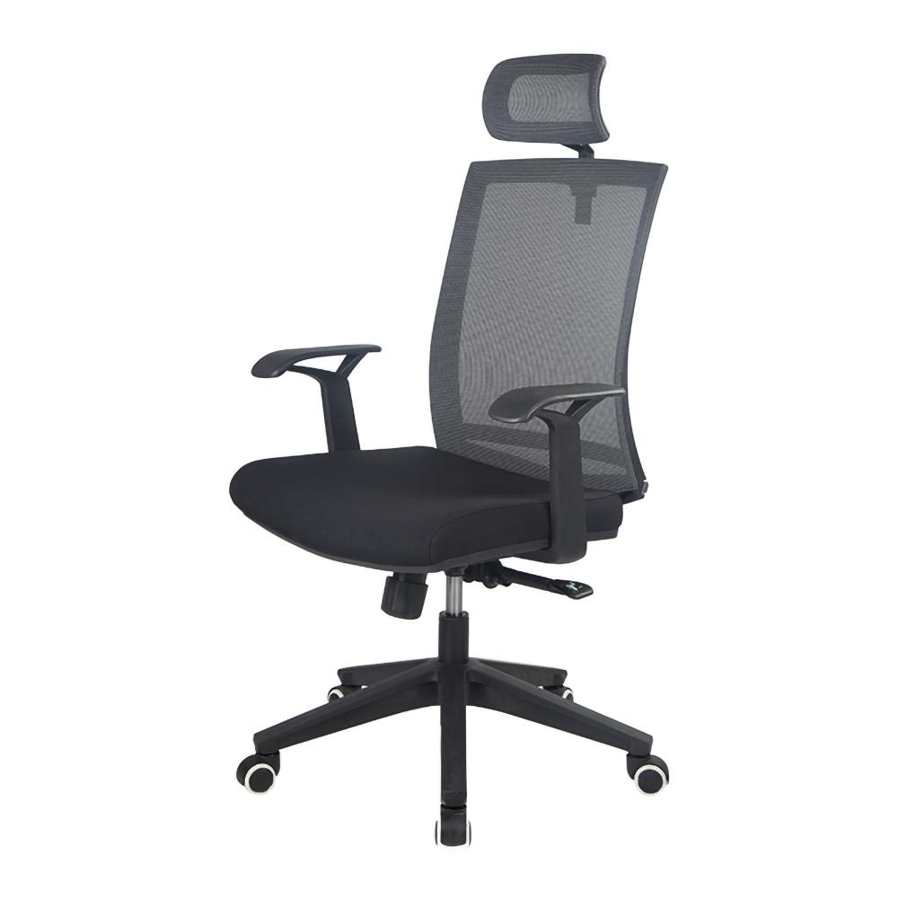 Ergonomische bureaustoel van mesh