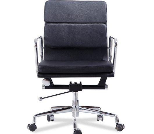 Office lederen stoel