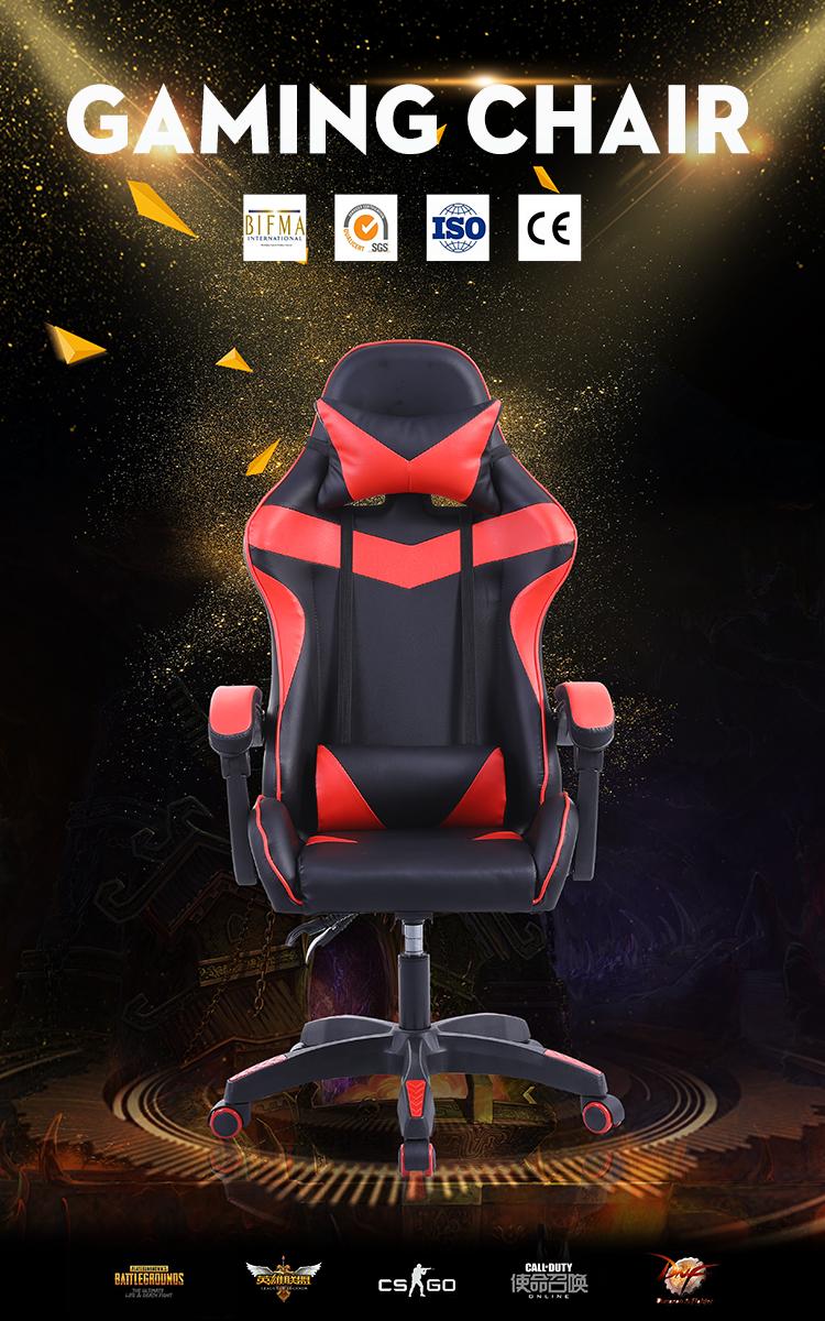 Racing Gaming stoel