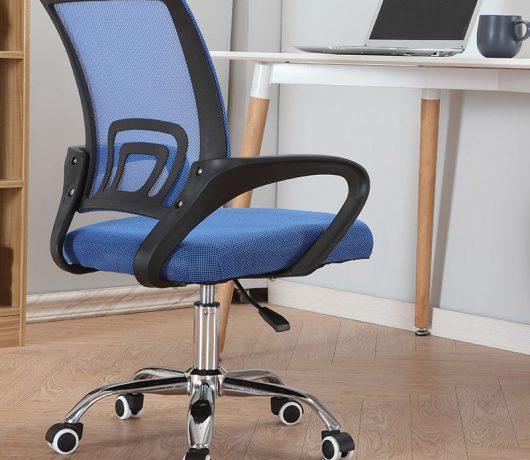 Chaise de bureau en maille
