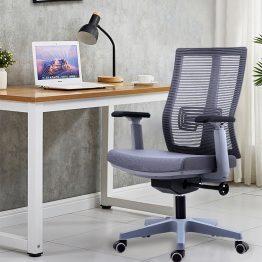 Chaise de bureau exécutif en maille