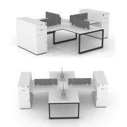 שולחן משרדים מודרני ברמה גבוהה