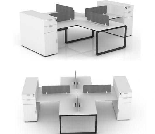 Современный офисный стол высокого класса