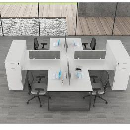 Bureau de bureau moderne haut de gamme WARNOCK-ZYZ-002