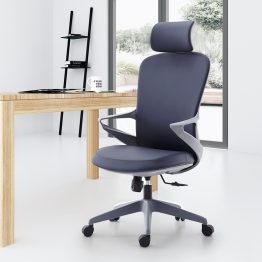 Swivel Pu Leather Office Chair
