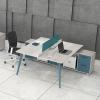 Estação de trabalho de partições de escritório