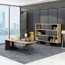 Mesa de escritório moderna Mesa de escritório moderna