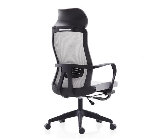 Cadeira moderna para escritório com encosto alto